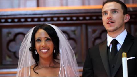Milena and karl Wedding - Ethiopian-Austrian Wedding video