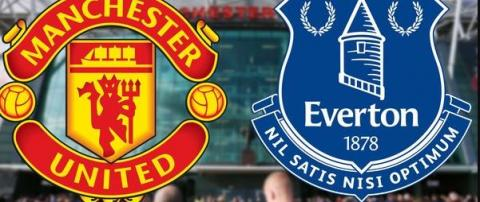 Man United v. Everton