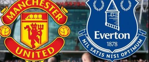 Man United v. Everton