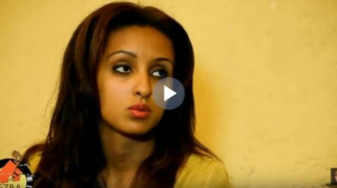 Mahedar Asefa's and Samson tadesse's moment on Amran film