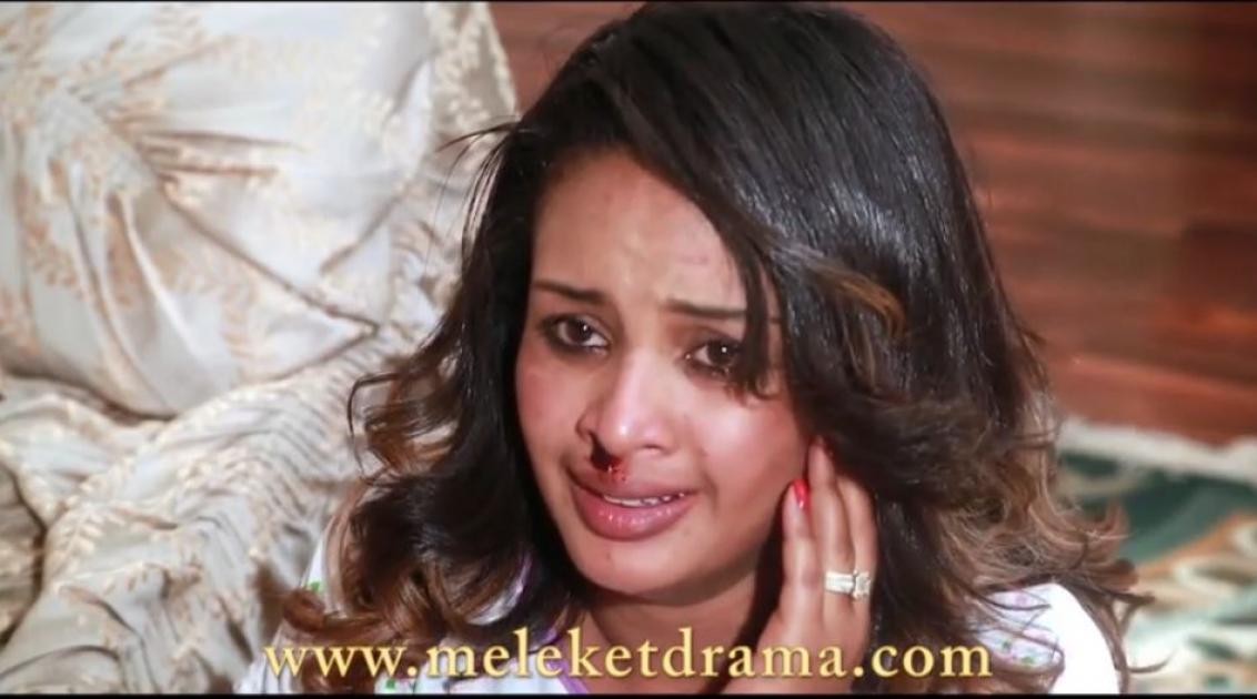 A Husband Abused His Wife - Meleket Drama Scene