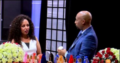Seifu Fantahun Interview With Saba