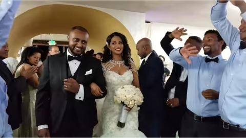 Beza's and Yonas Wedding (Ethiopian Wedding)