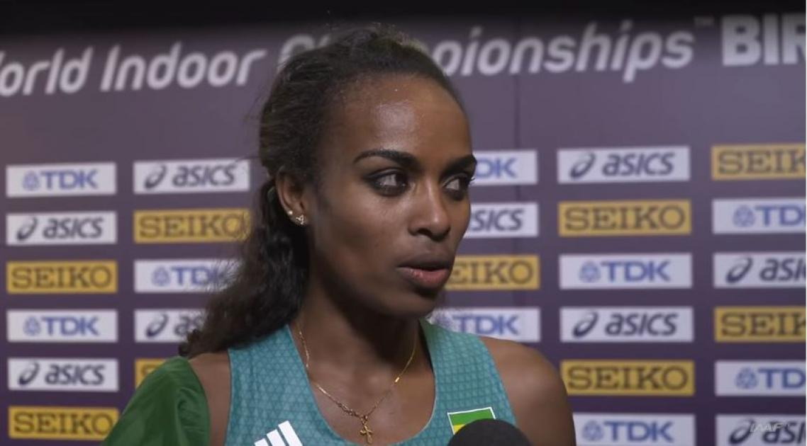 Ethiopian Athletic Team Interpreter's Funny Translation