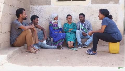 Zemen crew got in trouble in Somalia region
