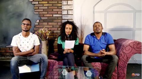 Yemaleda Kokeboch - Facial Expression Test ( Part 2B)