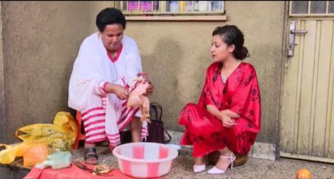How to make Doro Wote - by Rute Araya (Ethiopian Food)