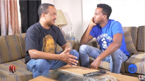 Gorebetamochu Drama -part 43 (Ethiopian Drama)