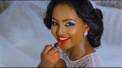 Billy and Brook's Weeding Video (Ethiopian Wedding )