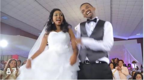 Tiyint and Sami Ethiopian wedding (Ethiopian Wedding)