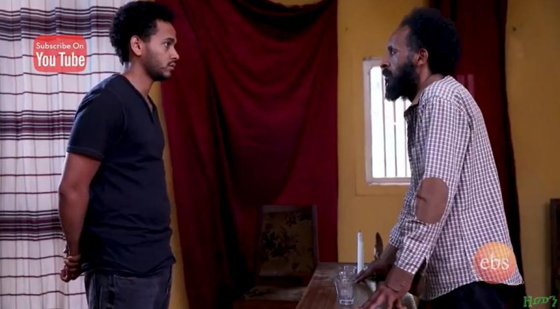 Funny Scene From Zemen Drama Part 99