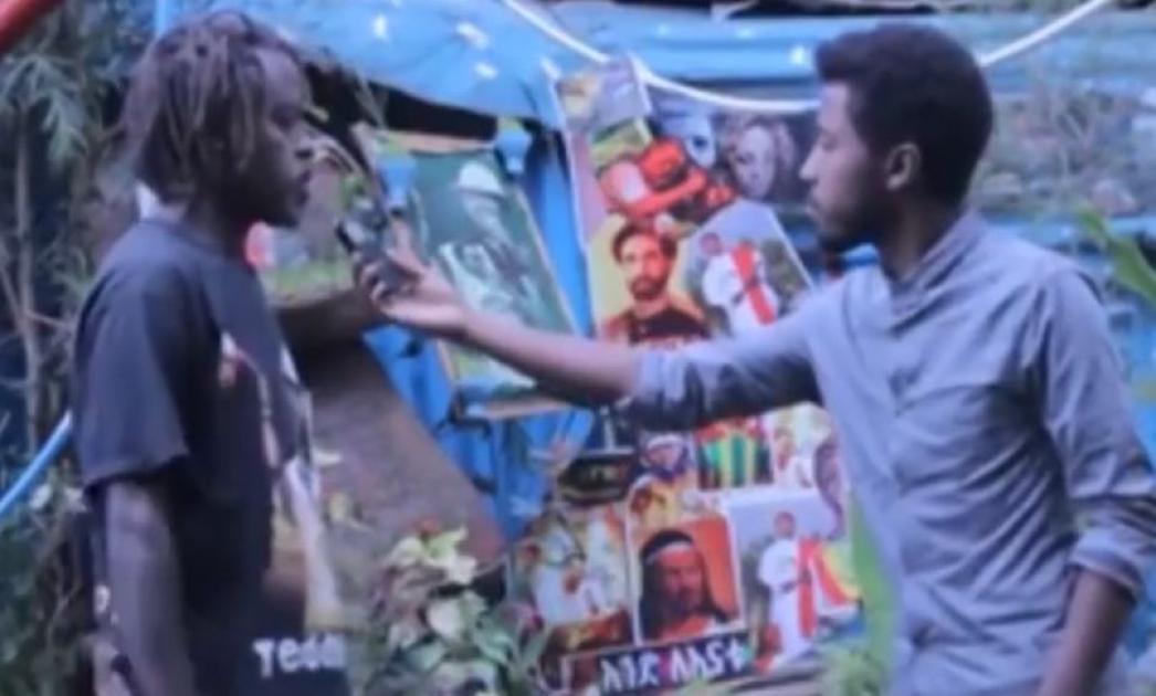 Amazing Teddy Afro's loyal fan