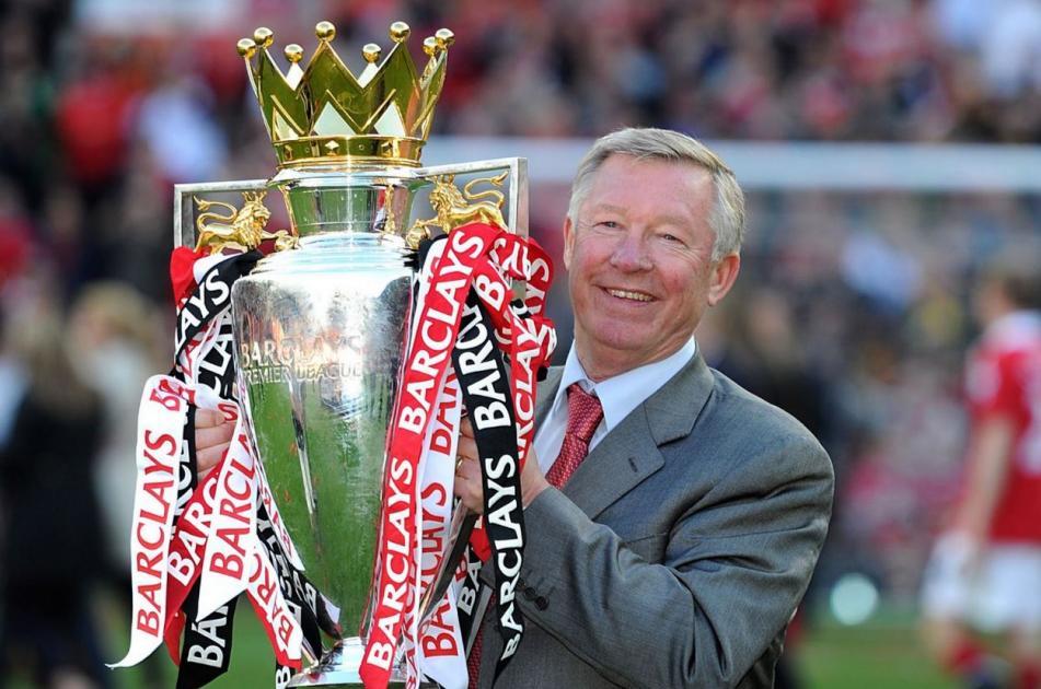Brand Story of Sir Alex Ferguson