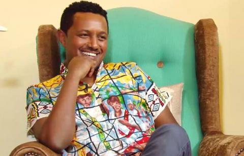 Teddy Afro Interview with DW