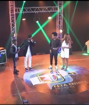 Feta Show - Eyob Dawit vs Yabsera (Part 2)