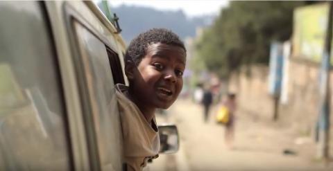 Yabedech Yarada Lije - Movie trailer