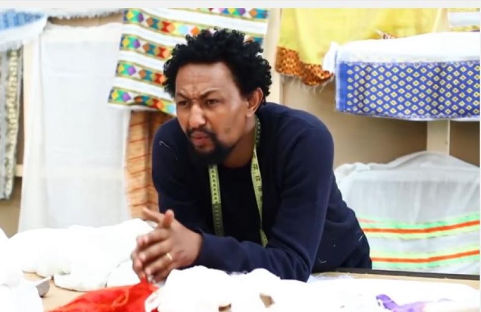 Zemen drama scene giving credit to Ethiopian heros