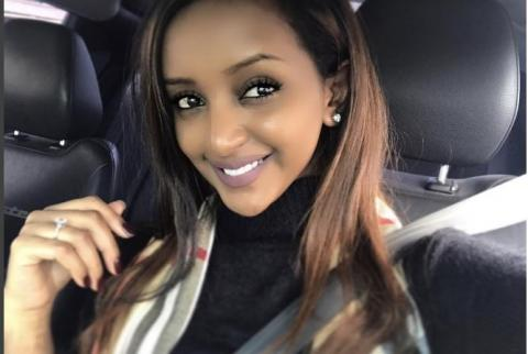 2017's top 10 Beautiful Ethiopian actress