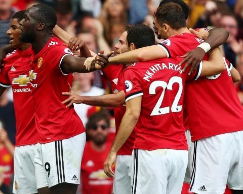 Manchester United vs Burton