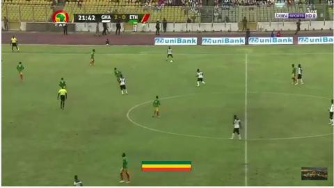 Ethiopia vs Ghana 0-5 (all goals and highlights)