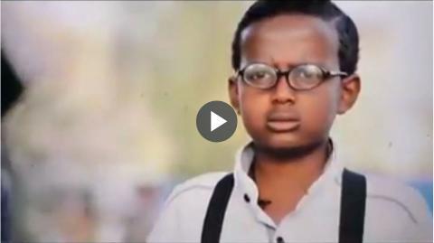 Fascinating clip from Herol Film