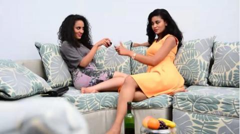 Gossip scene from Dana drama