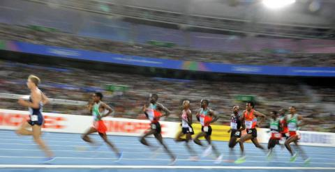 IAAF World Championships London - 5000m men