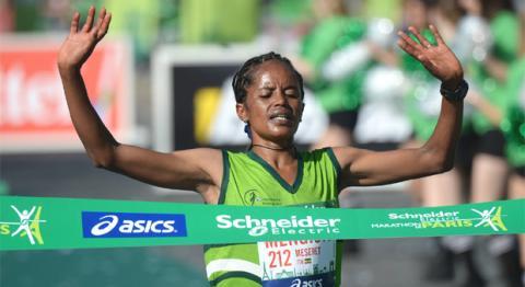 Ethiopian women to run on coming Berlin Marathon