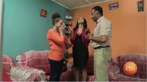 Alem Fethawi Aydelechim - scene from Bekenat Mekakel drama