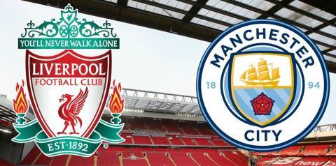 Man City v. Liverpool