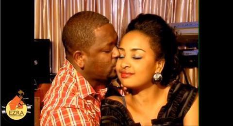 Romantic scene from Ya ken movie
