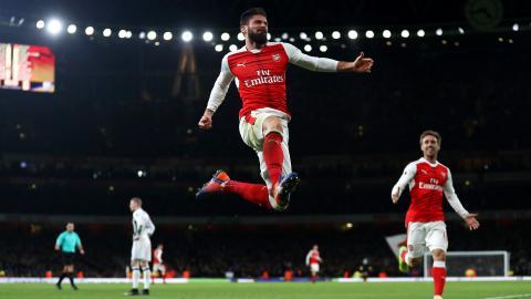 Arsenal vs Doncaster
