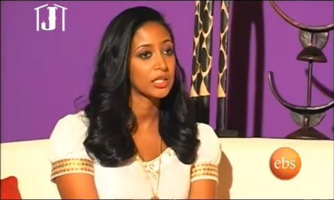 Amleset Muchie Explain Why She Gave A Birth In Ethiopia