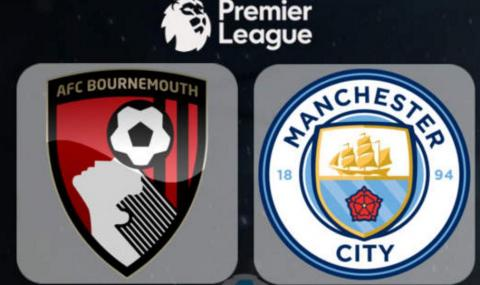 Bournemouth vs Man. City