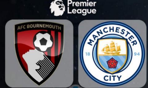 Bournemouth vs Man. City