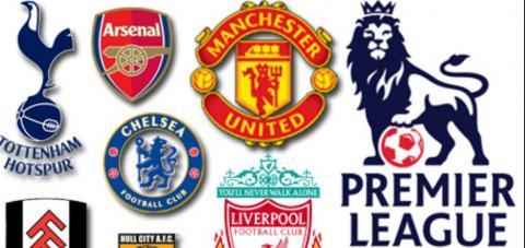 English premier league standings - week 2