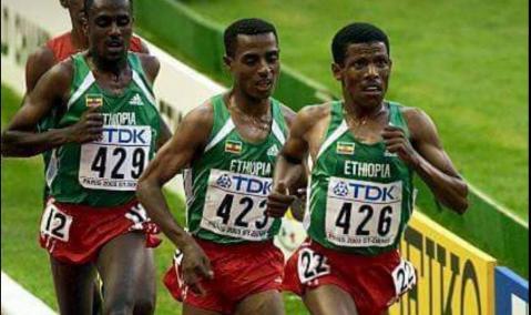 Teddy Afro - Kenenisa Anbesa (Ethiopian Music)