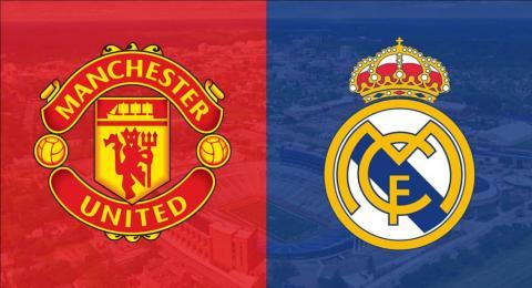 Man united vs Madrid