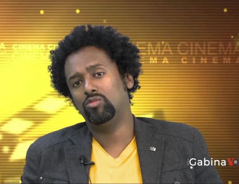 Artist Elias Woseneyeleh interview with Dj Phatsu (VOA)