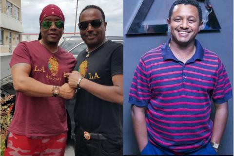 Tadele Roba speak about the situation between Teddy Afro and La Fontaine