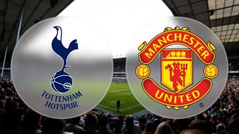 Tottenham vs Man United