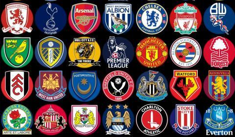 week one English Premier League schedule - 2017/18