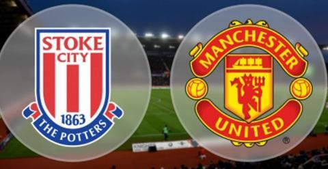 Stoke City vs Man United
