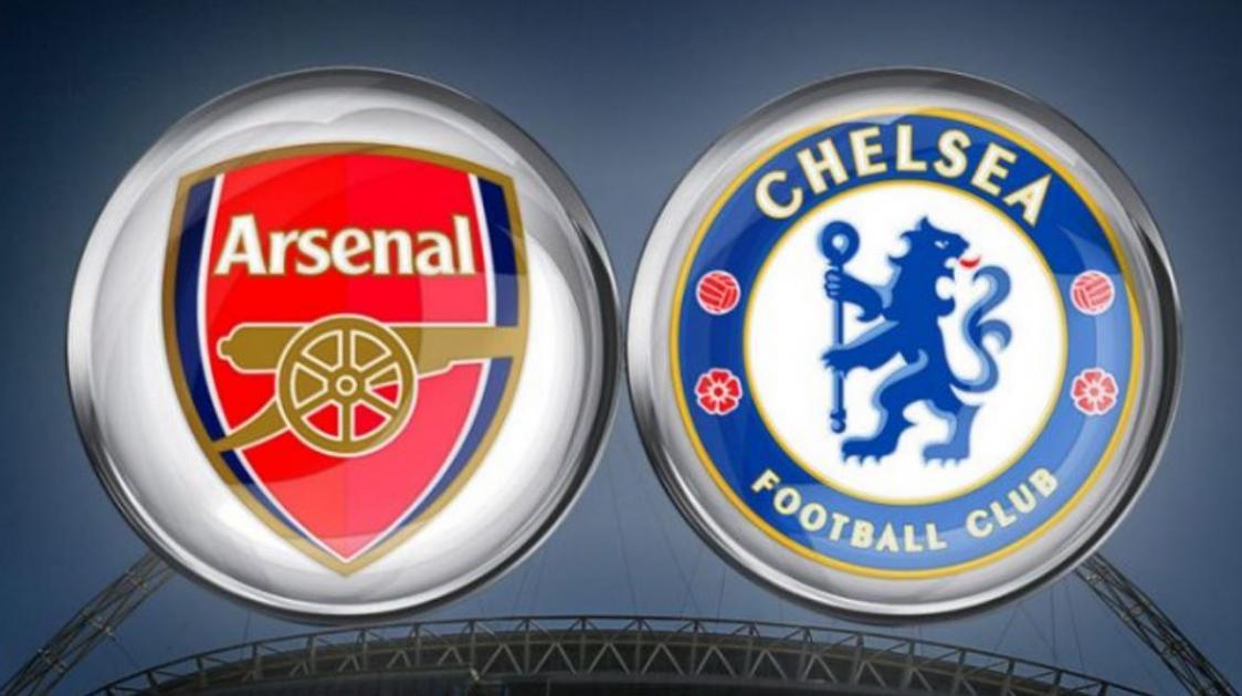 Arsenal vs Chelsea 2-1