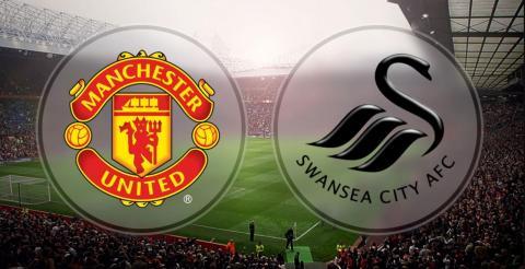 Man United vs Swansea City