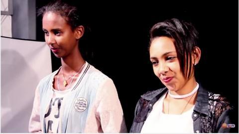 Yemaleda Kokeboch - Facial Expression test (Part - 1B)