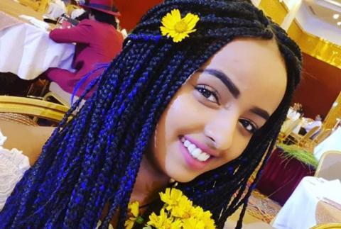 See Addisalem Getaneh's stunning photo shoots