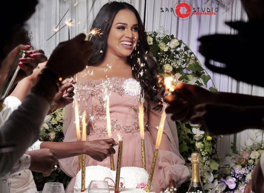 Selam Tesfaye's Wedding Shower