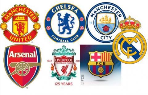 English Premier League's week 3 and Spanish La Liga's week 2 standing - 2017/18