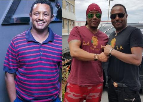 Teddy Afro got in trouble with  La Fontaine